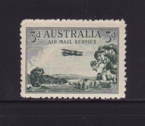 Australia C1 Set MNH Plane, Air Mail Stamp (A)