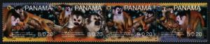 Panama 931 MNH WWF, Monkeys