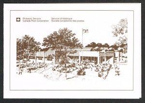 Canada Post 1985 Souvenir Folder Antigonish Opening