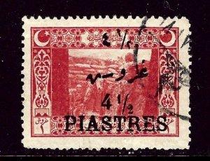 Turkey 602 Used 1921 issue    (ap3983)