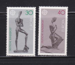 Germany 1141-1142 Set MNH Europa