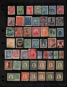 Colombia  47  different MH and used