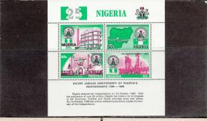 NIGERIA 476a SOUVENIR SHEET MNH 2019 SCOTT CATALOGUE VALUE $5.50