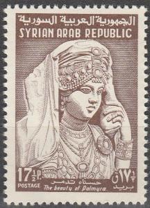 Syria #435 MNH F-VF  (SU6948)