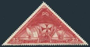 Spain 426,MNH.Michel 510. Christopher Columbus Tribute,1930.Fleet.