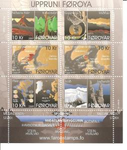 Faroe Islands SC 513 Mint, Never Hinged