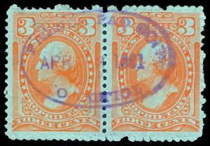 U.S. REV. PROPRIETARY RB13b  Used (ID # 88637)