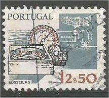 PORTUGAL, 1983, used 12.50e, Work tools, Scott 1373A