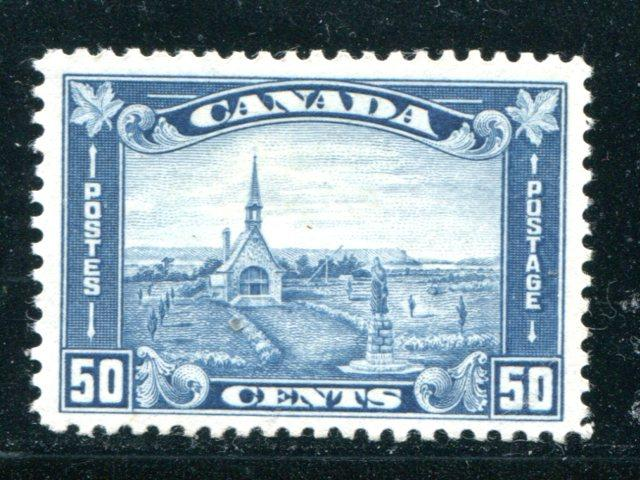 Canada #176  Mint  VF    LSP176b