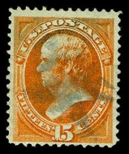 U.S. BANKNOTE ISSUES 152  Used (ID # 57801)