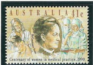 Australia 1165 MNH 1990 Dr. Constance Stone (ap6841)