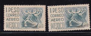 Mexico C195, Used