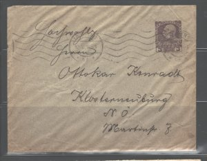 AUSTRIA COVER, 1915, EXCELLENT CONDITION