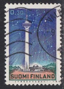 Finland # 461, Used.