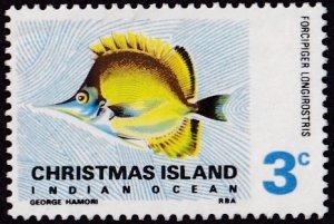 Christmas Island #24 Mint