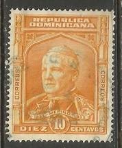 Dominican Republic 273 VFU X831-11