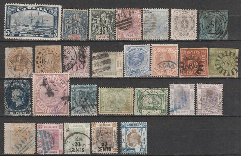 Worldwide  Lot-  Old Classics CV $1579.00 (A16689)