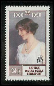 British Indian Ocean Territory 106 Mint VF NH