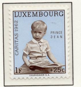 Luxembourg 1962-63 Early Issue Fine Mint Unmounted 1F. 301405