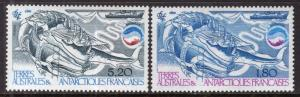 French Southern and Antarctic Territory 112-113 MNH VF