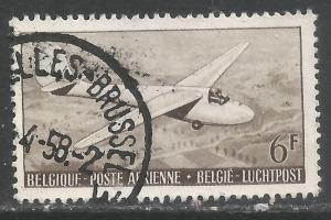 BELGIUM C13 VFU AIRPLANE P901