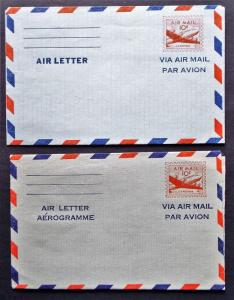US Air Mail Stationary #UC16 UC16d MNH