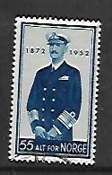 NORWAY, 328, USED, KING HAAKON VII