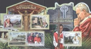 CATHEDRALS & POPES