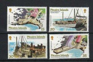 PN109) Pitcairn Islands 1978 Harbour Development Operation Pallium MUH