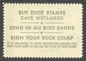 Doyle's_Stamps:  Exquisite NH 1982 Federal Duck Stamp Scott #RW49**