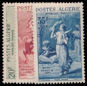 ALGERIA B91-93  Mint (ID # 87803)