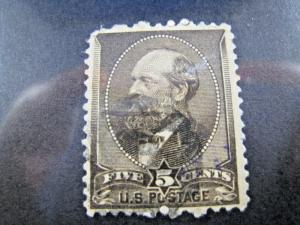 U.S. SCOTT #205     Used