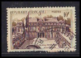 France Used Very Fine ZA5066