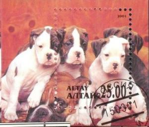 ALTAY SHEET USED DOGS