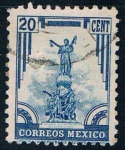 Mexico Statue 20 - pickastamp (MP6R705)