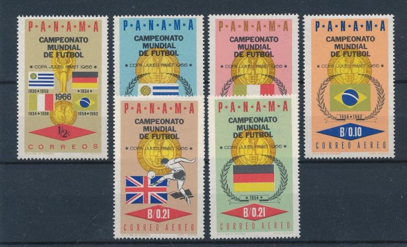 [60538] Panama 1966 World Cup Soccer Football England MNH