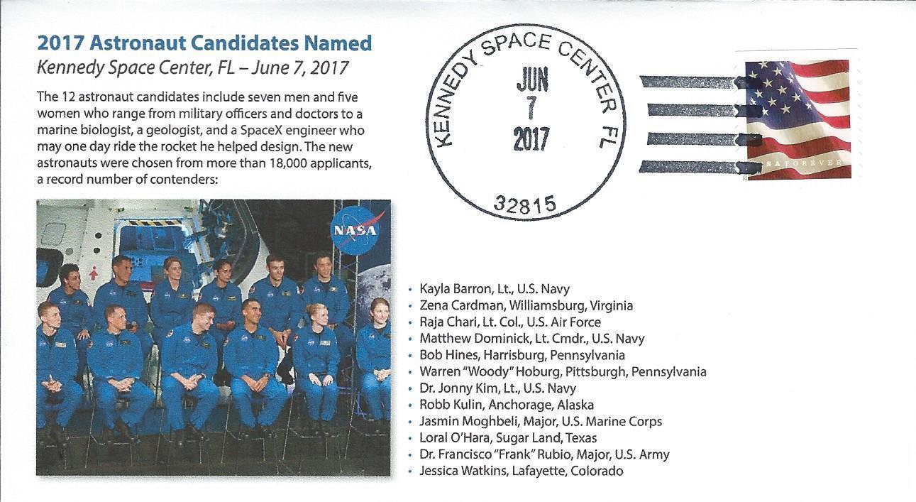 Resultado de imagen para 12 astronauts 2017