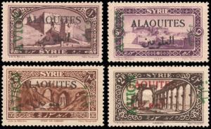 Alaouites C5-C8 mh