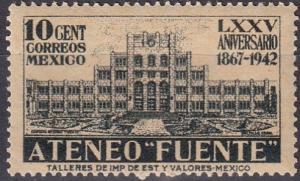 Mexico #780 MNH CV $2.50 (A19793)