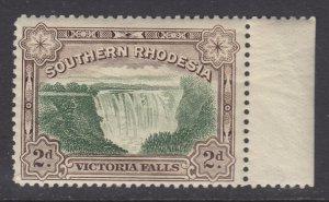 Southern Rhodesia, Scott 31 (SG 29), MNH