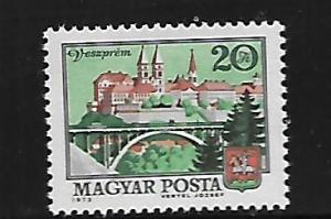 HUNGARY 2200A MNH VEZSPREM