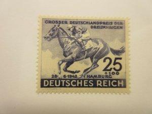GERMANY  Scott  B204  MINT NEVER HINGED  LotH  Cat $18