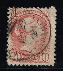 Canada Scotts# 45a - Used - Lot 122015