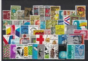 Netherlands Used Stamps Ref 28022
