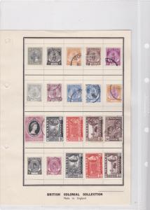 perak malaya stamps ref 7806