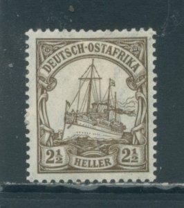 German East Africa 31  MHR cgs