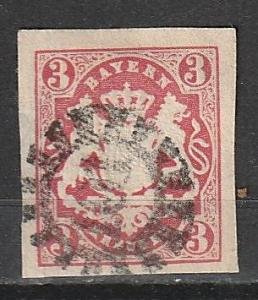 #34 Bavaria used ( thinned)