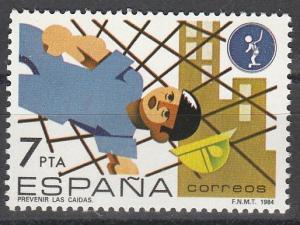 Spain #2358 MNH VF (V3173)