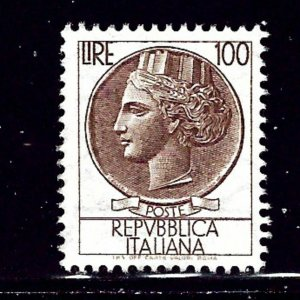 Italy 787 MH 1959 issue    (ap1163)