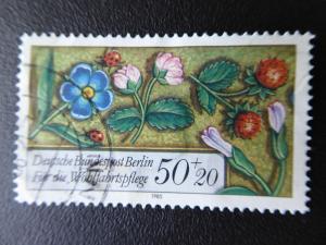Germany Berlin 1985   Semi-Postal   Sc# 9NB227  used
